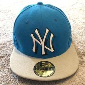 New Era New York Yankees Fitted Hat